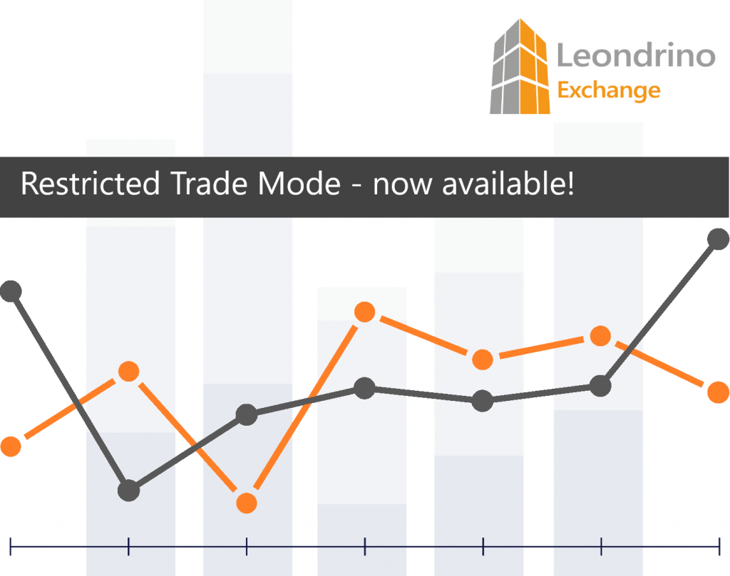 Launch of Restricted Trade Mode