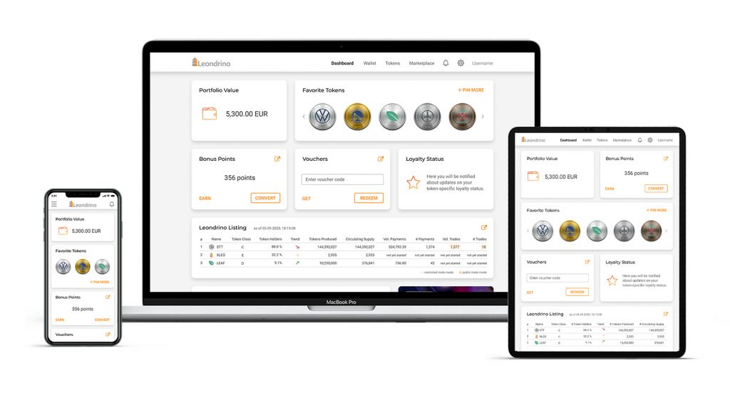 Launch Leondrino Wallet  Release 3.0