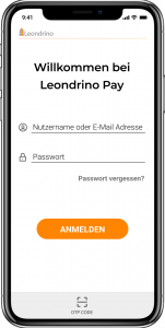 Launch der Leondrino Pay App